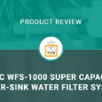 APEC WFS-1000 Super Capacity Under-Sink Water Filter System