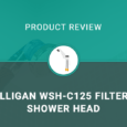 Culligan WSH-C125 Filtered Shower Head