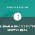 Culligan WSH-C125 Filtered Shower Head