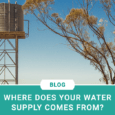 Where does your water supply comes from