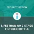 LifeStraw Go 2 Stage Filtered Bottle