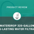 Waterdrop 320-Gallon Long-lasting Water Faucet Filtration System