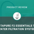 Instapure F2 ESSENTIALS Tap Water Filtration System