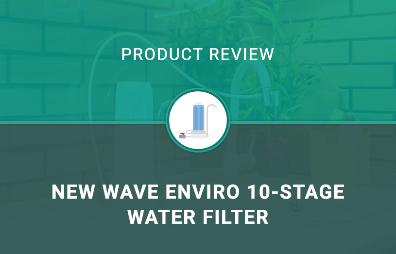 New Wave Enviro 10-Stage Water Filter