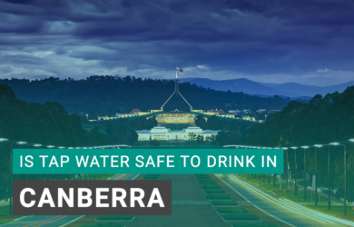 Is Tap Water Safe to Drink in Canberra